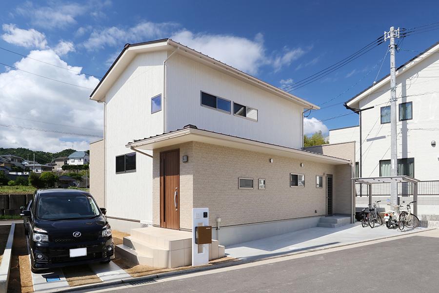 牟礼の家・写真